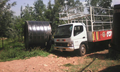 Distribution of Water Tanks,Migori county