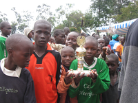 Football for Water in Nakuru