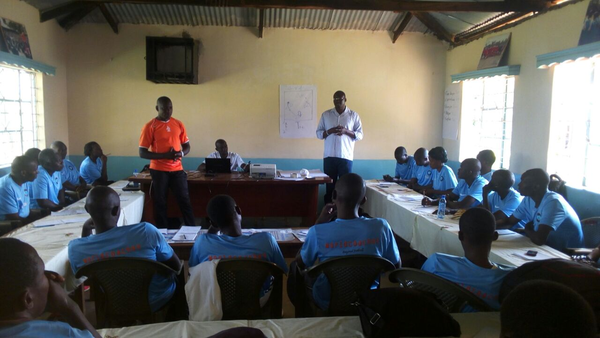 PHASE 2 WORLDCOACHES TRAINING IN MIGORI COUNTY