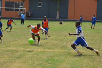 Football for Water in Accra