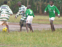 Football for Water in Migori