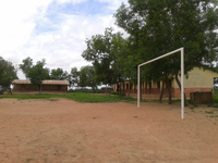 Football for Water in Central Gonja