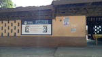 Scored board at Ashaiman cluster of schools