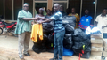 Donation of F4W Football Materials in Tamale