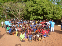 Football for Water in Tamale