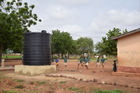Football for Water Program 2015 Ghana